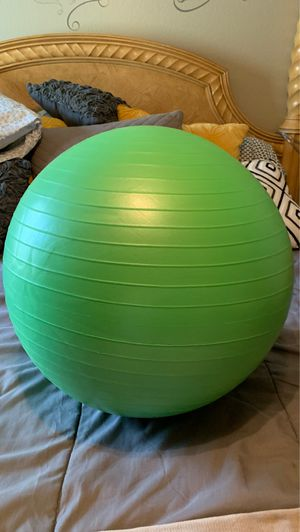 Exercise Ball for Sale in Las Vegas, NV