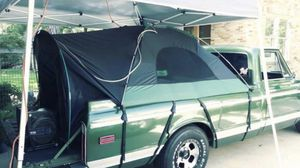 Full Size Truck Tent Shell Storage Shelter Camping Portable Sleeper for Chevy Ford Nissan Pick ups for Sale in Beverly Hills, CA