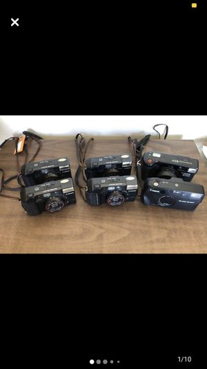 Canon Sure Shot Lot UNTESTED for Sale in Smithfield, RI
