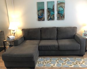 Gently used reversible sectional for Sale in Salt Lake City, UT
