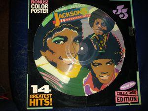 Michael Jackson 14 greatest hits picture album. for Sale in Dallas, TX