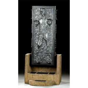 Sideshow Star Wars Han Solo in Carbonite Premium Format Statue Hot Toys Figure for Sale in Bell Gardens, CA