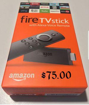 Fire stick w kodi 17.4 for Sale in Winter Haven, FL