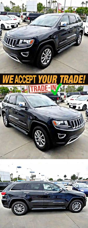 2014 Jeep Grand CherokeeLimited 2WD for Sale in South Gate, CA
