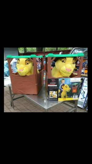 Lion King for Sale in Fort Worth, TX