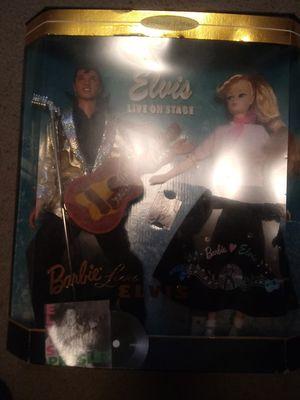 Barbie loves.elvis collector edition for Sale in Nashville, TN