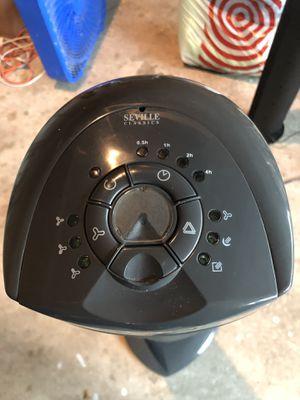 "Seville Classics 40"" Oscillating Tower Fan for Sale in Haymarket, VA"