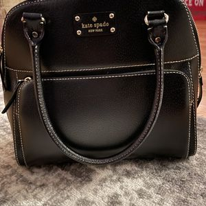Kate Spade Black Purse, Mild Use for Sale in Hayward, CA