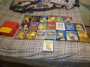 The Simpsons Ultimate Collection DVD Bundle for Sale in Fort Lauderdale, FL