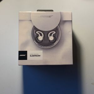Sealed Bose Noise Masking Sleep Buds for Sale in Fair Oaks, CA