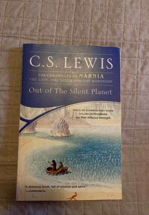 Out of The silent planet by C.S Lewis for Sale in Hazleton, PA