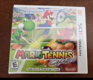 Brand New. Sealed. MARIO TENNIS OPEN for Sale in Everett, WA