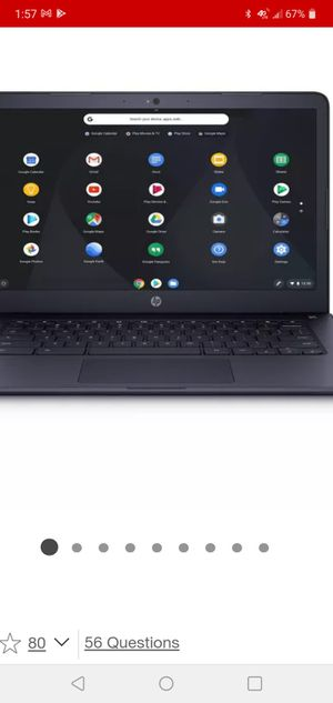 Cromebook laptop for Sale in Spring, TX