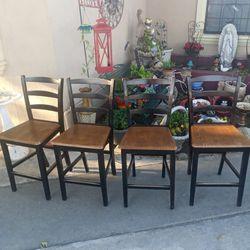 Four Countertop High Chairs for Sale in San Bernardino,  CA
