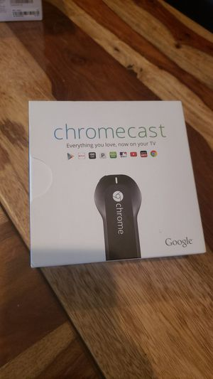 Google Chromecast (Gen 1) for Sale in Chicago, IL