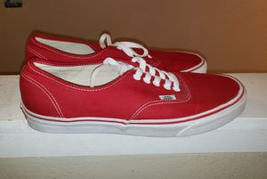 Vans men's 13 low tops for Sale in Suisun City, CA