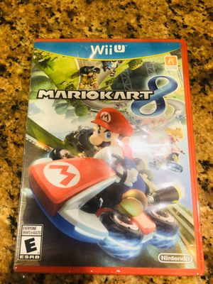 Mario Kart 8 - Nintendo Wii U Racing Online Multiplayer - NEW for Sale in Rancho Cucamonga, CA
