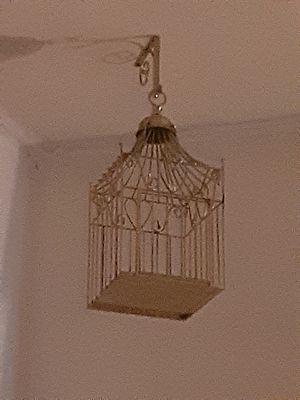 Elegant bird cage for Sale in Wichita, KS