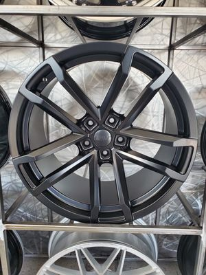 "PRICE PER WHEEL Matte Black Camaro Wheels 20"" rims for Sale in Tempe, AZ"