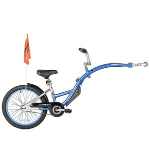Weeride tandem bike trailer for Sale in Hollywood, FL