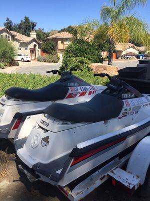 Two Yamaha waverrunners for Sale in El Cajon, CA