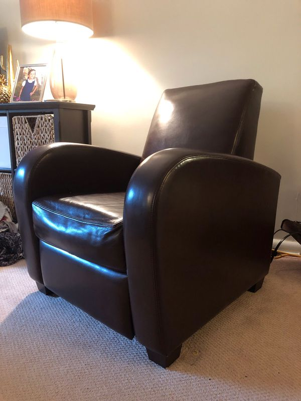 Bernhardt Leather Chair