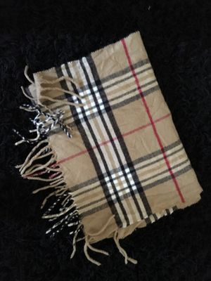 Burberry scarf for Sale in Los Angeles, CA