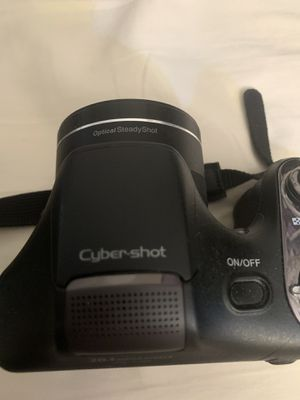 Sony Cyber-shot camera for Sale in North Chesterfield, VA