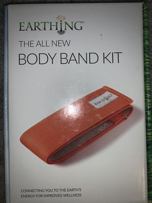 Earthing the all new body band kit for Sale in Roy, WA