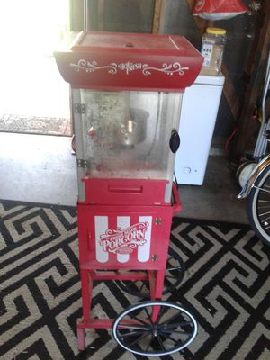 Pop corn maker needs a thermostat for Sale in Fresno, CA