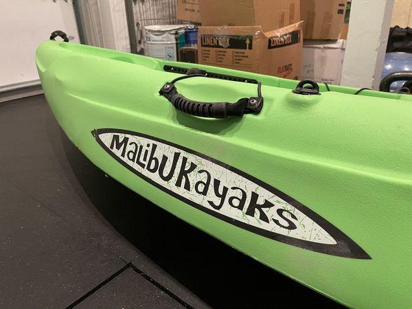 Malibu Kayaks Green Kayak