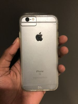 Iphone 6s Cash Only $160 for Sale in Austin, TX