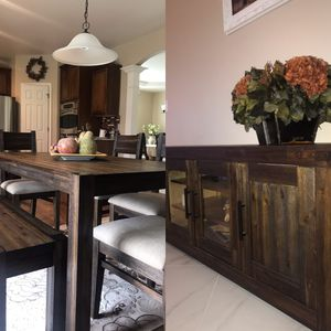 Dining Table & TV Stand for Sale in Thornton, CO