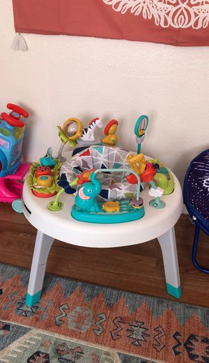 Baby exersaucer/activity ring for Sale in Palmdale, CA