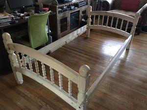 Child's Twin Bed Frame w/Mattress Boards for Sale in Philadelphia, PA