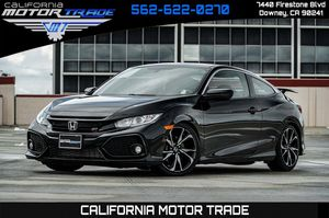 2017 Honda Civic Coupe for Sale in Downey, CA