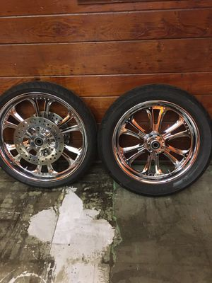 Harley Davidson Bagger wheels for Sale in East Cleveland, OH