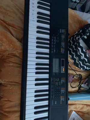 Casio CTK-2400 Piano Keyboard for Sale in Cary, NC
