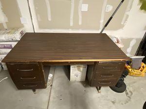 Vintage Desk/Table for Sale in Fresno, CA
