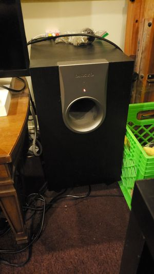 Onkyo speaker set for Sale in Philadelphia, PA
