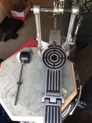 Sonar Flat Plate Bass Drum Pedal. for Sale in Portland, OR