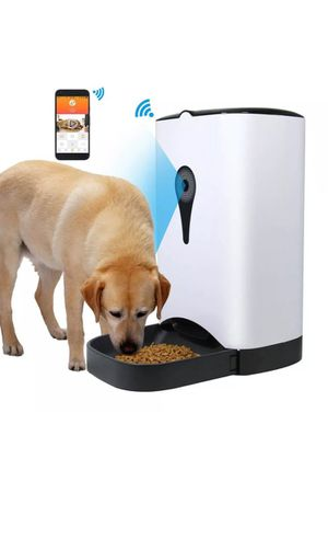 Smart Pet Feeder with Camera for Sale in Euless, TX