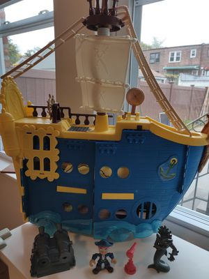 Jake and the Neverland Pirate Mighty Colossus for Sale in Queens, NY