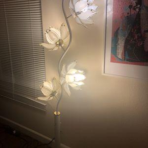 Flower Lamp for Sale in Santa Ana, CA
