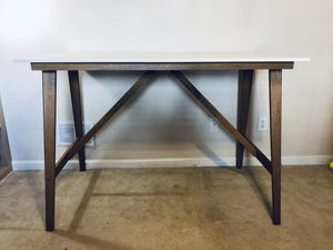 Ikea Fanbyn Table and Chair for Sale in Duluth, GA