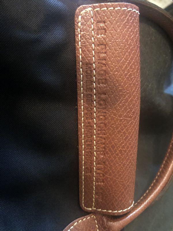 Small size Longchamp bag