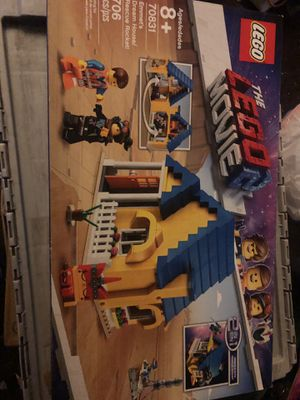 Lego movie 2 Emmets Dream house 70831 brand new sealed for Sale in Tarpon Springs, FL