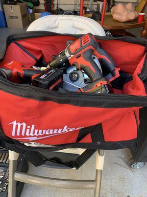 Milwaukee Powertool Set for Sale in Chula Vista, CA