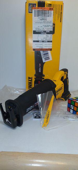 Dewalt Flexvolt Reciprocating saw **TOOL ONLY ** for Sale in Westminster, MD