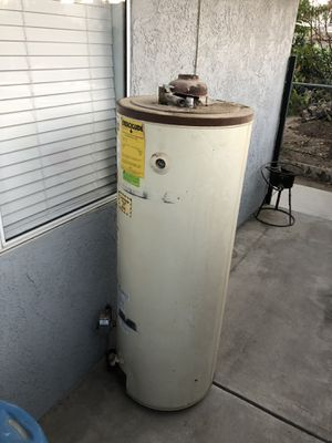 72 gallon water heater for Sale in Bakersfield, CA